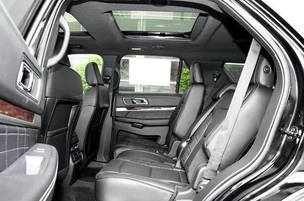 推荐一款国内最大的福特SUV 顶配落地66万比途昂还霸气