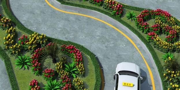 s弯方向盘打法口诀 科目二曲线行驶最简单的方法