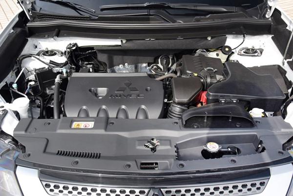 2019欧蓝德大改款 发动机将由进口变为国产化
