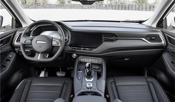 落地15万的SUV哪款好 不如看看国产SUV哈弗F7