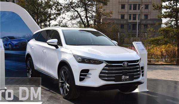 比亚迪唐新能源落地价 新能源车型有优势(免购置税)