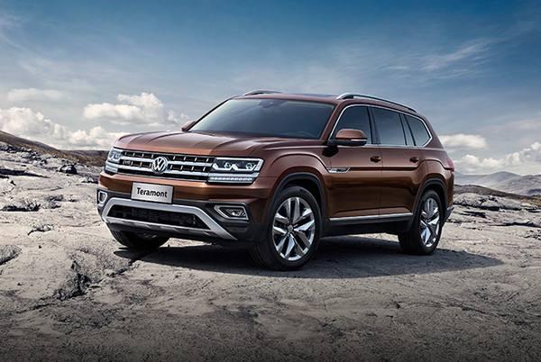 2019年5月大型SUV销量排行榜 途昂还是销量最多的那个