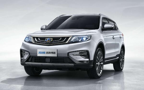 2019年5月15万SUV销量排行榜 前10中国产占7位