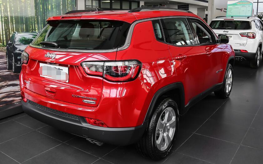 jeep指南者最新价格 2019款指南者最高优惠3万售价低至12.98万