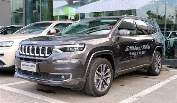 Jeep大指挥官五月销量 2019年5月销量760辆(销量排名第153)