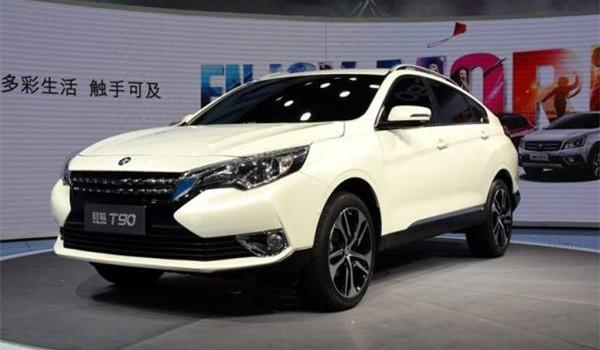 启辰T90五月销量 2019年5月销量916辆(销量排名第139)