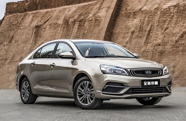 2019年5月轿车A级销量前十车型 四款车型五月销量破三万