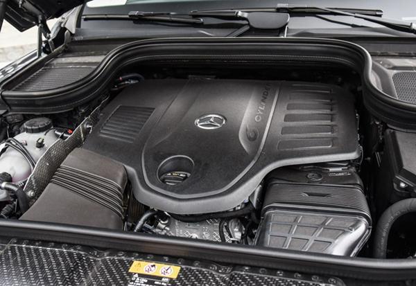2020款奔驰gle450 能源类型不仅有汽油还有48V轻混系统