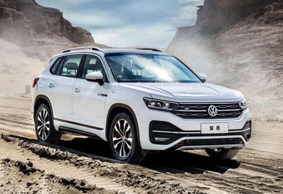 2019年6月中型SUV销量排行榜 大众探岳13023台夺第一