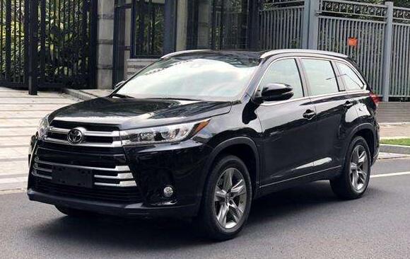 2019年6月7座SUV销量排行榜 汉兰达不敌途昂只排第二