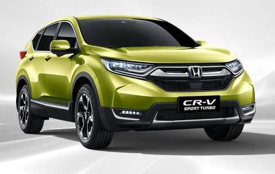 2019年6月紧凑型SUV销量排行榜 本田CR-V同比高涨102%