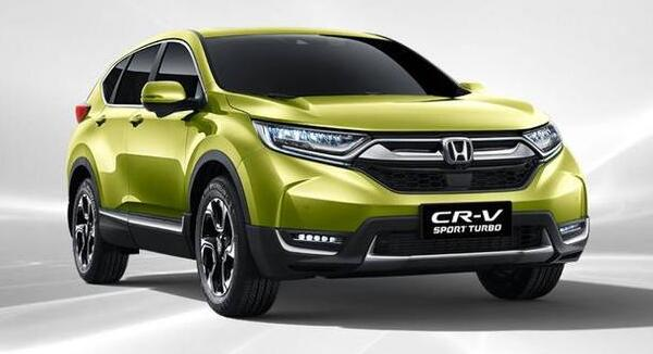 2019年6月20万SUV销量排行榜 本田CR-V同比上涨1万+