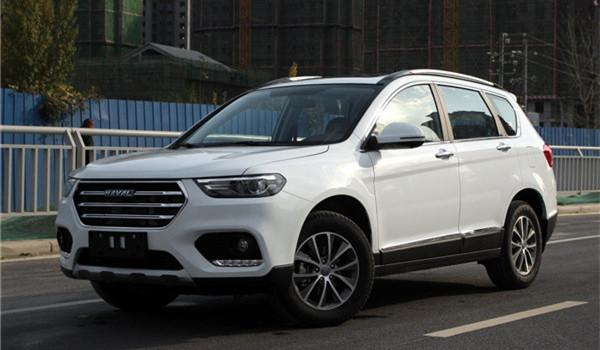 2019年6月紧凑型SUV销量前十名 途观强势崛起销量仅次于哈弗H6