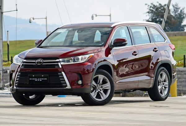 2019年6月中型SUV销量前十名 大众探岳狂卖13023辆摘得桂冠