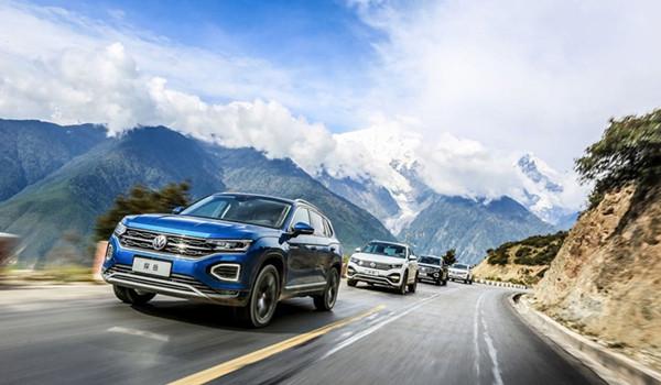 2019年6月30万SUV销量前十名 大众探岳6月销量13023辆傲视群雄