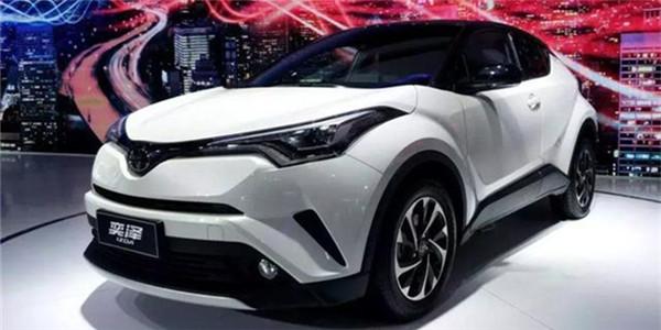 小型suv油耗排行榜_丰田奕泽IZOA六月销量 2019年6月销量5112辆(销量排名第43) — SUV ...
