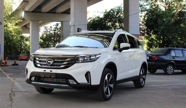 广汽传祺GS4六月销量 2019年6月销量17785辆(销量排名第5)