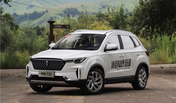 8月上市的新车型 十万以下的SUV新车型价格