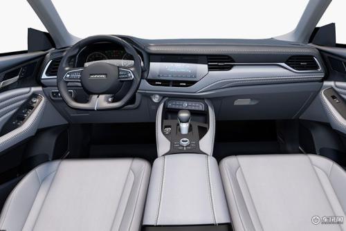 长城汽车suv多少钱 哈弗F79.90万的售价,将要垄断市场