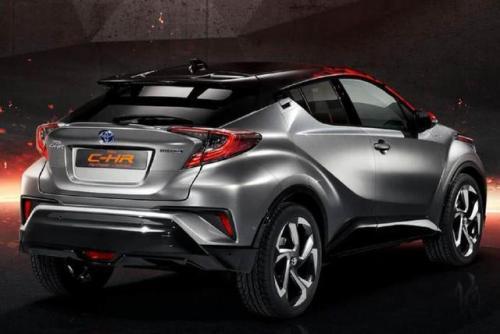丰田suv车型10万左右 CH-R是丰田10万左右车型的唯一之选
