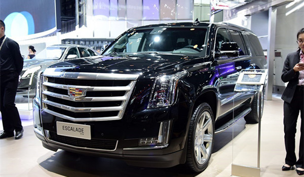进口凯迪拉克suv_美国产的SUV有哪些 进口美国产的SUV推荐 — SUV排行榜网