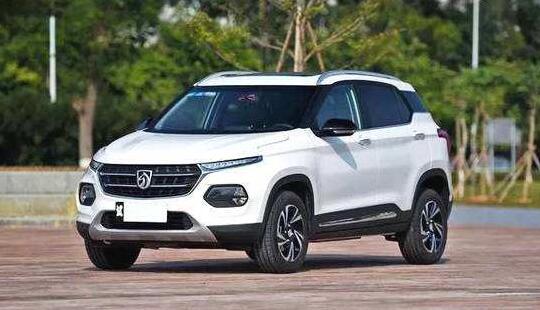 2019年1-7月SUV销量排行榜 宝骏510不再是哈弗H6的对手
