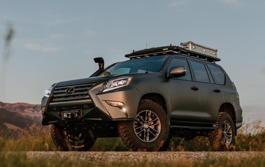 雷克萨斯越野车报价 雷克萨斯全系SUV价目表