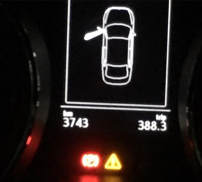 仪表盘黄灯三角感叹号 黄三角形感叹号故障灯代表什么故障