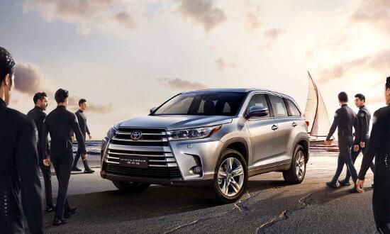2019年7月7座SUV销量排行榜 途昂落到第三汉兰达排第一