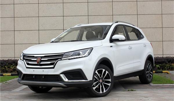 荣威RX3八月销量 2019年8月销量4514辆(销量排名第53)