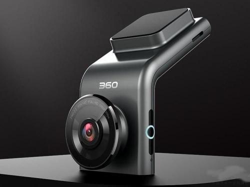 360行车记录仪哪款好 360 G300点火录像画质高清