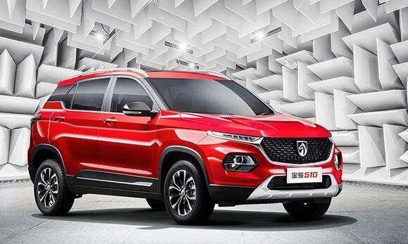 2019年1-8月SUV销量排行榜 宝骏510相比去年销量大跌
