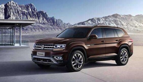 2019年8月大型SUV销量排行榜 途昂同比降低6.31%仍夺冠