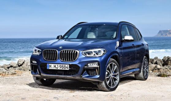 2019年8月豪华SUV销量排行榜 宝马X3同比上涨178.17%排名老三