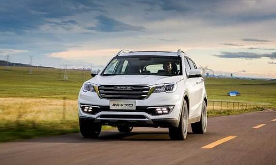 2019年8月10万SUV销量排行榜 捷途X7013698台销量排第一