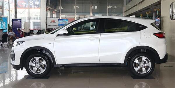 本田XR-V八月销量 2019年8月销量9605辆(销量排名第23)