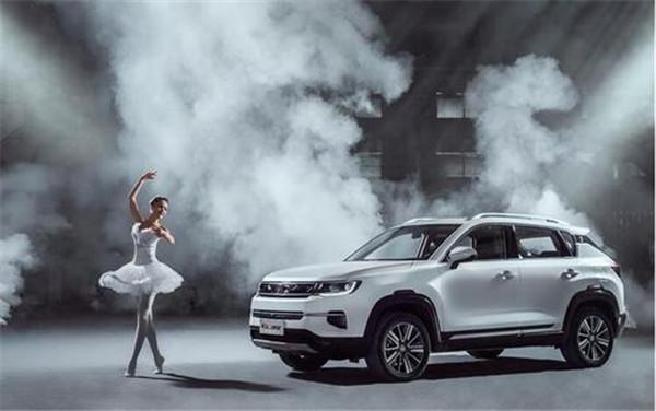 长安CS35八月销量 2019年8月销量8621辆(销量排名第26)