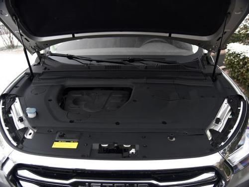新款捷途X90 1.6T车型 捷途X90动力充足
