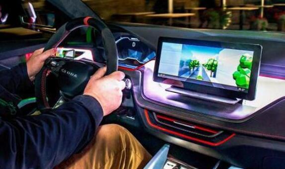 斯柯达新款suv 全新斯柯达纯电SUV即将上市