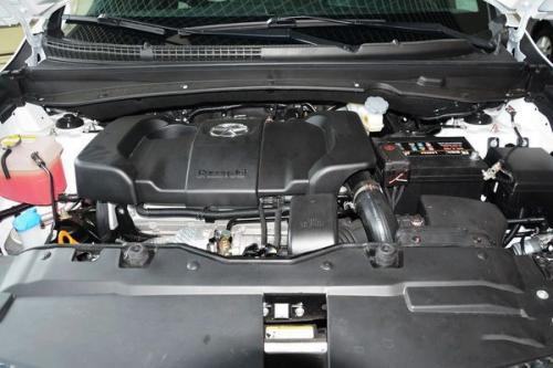 二代瑞风s5的真实口啤 二代瑞风s5三大特征提升了整车的性能