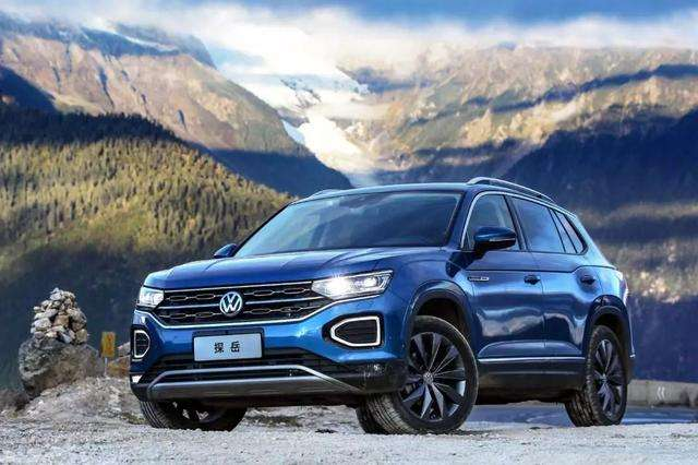 2019年9月中型SUV销量排行榜 上市一年大众探岳排第一