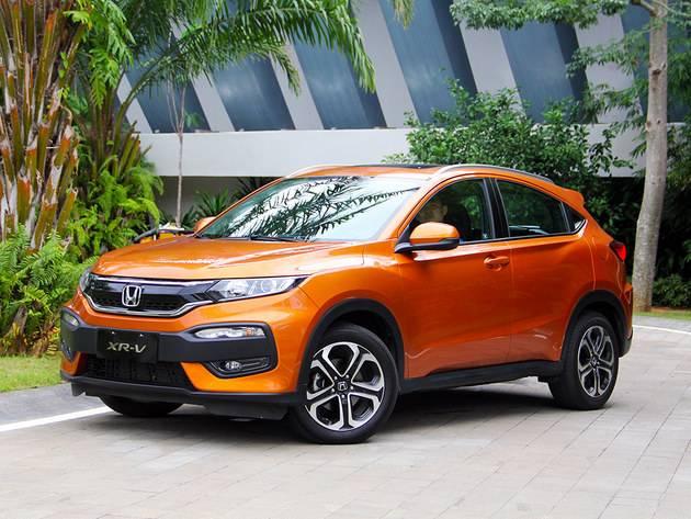 2019年9月小型SUV销量排行榜 本田XR-V新款爆发排第一