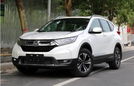 2019年9月20万SUV销量排行榜 本田CR-V 20451台销量第一