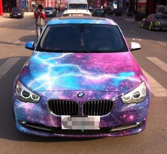 整车喷漆多少钱 车漆不同价格也不一样