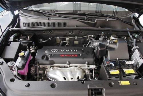 全新一代一汽丰田RAV4 丰田RAV4搭载2.5L混动系统首创四驱系统