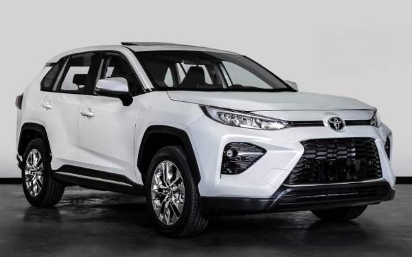 即将上市新款丰田suv车来袭 2020款威兰达广州车展首次现身
