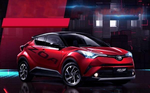 新款丰田suv12万左右有哪些 最新款丰田C-HR和奕泽EV
