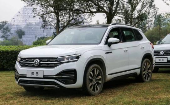 2019年10月中型SUV销量排行榜 大众探岳23990排名第一位