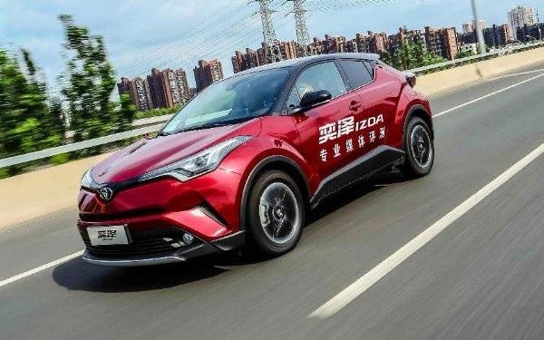 丰田suv车型10万左右有哪些 奕泽IZOA价格最合适