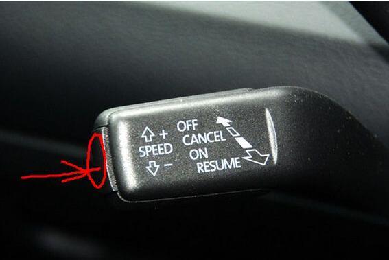 汽车cancel是什么意思 汽车cancel是取消定速巡航